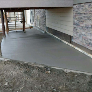 Concrete Installation